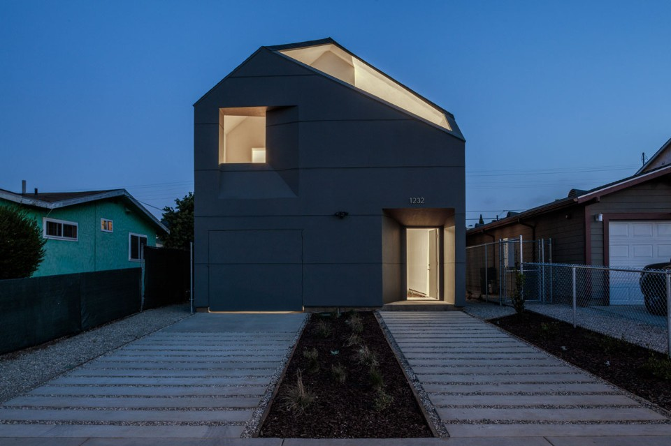 Sci-Arch, Affordable Modern L.A. House, Los Angeles, 2016