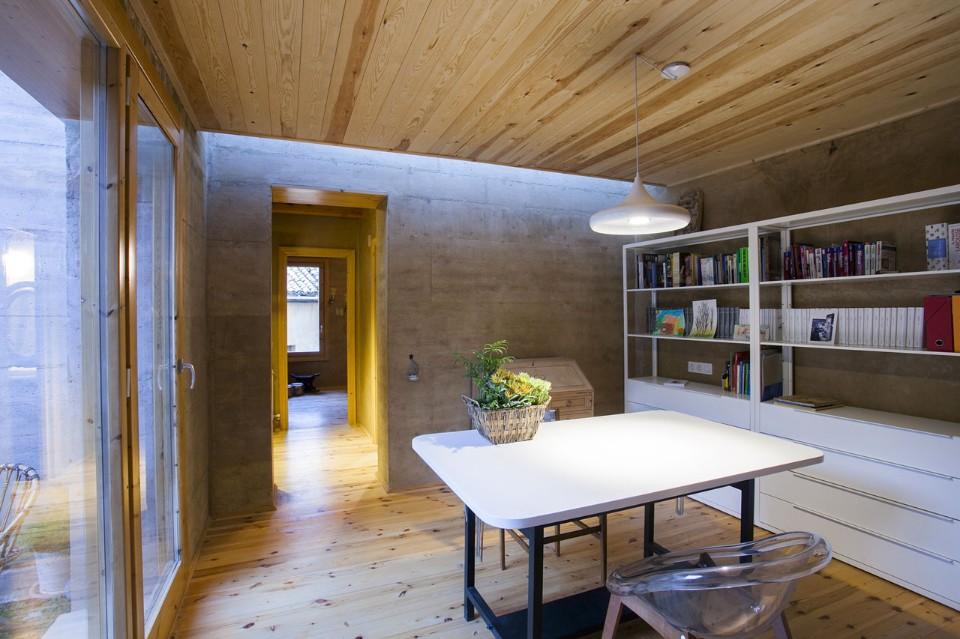 Casa in terra battuta domus for Architettura vernacolare