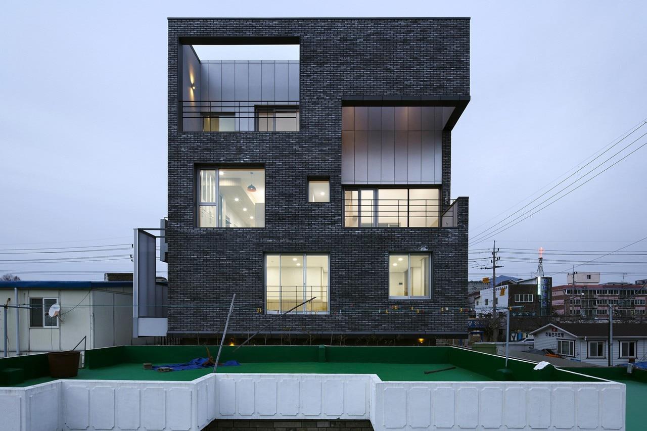 H1115 7 domus for Aea architecte