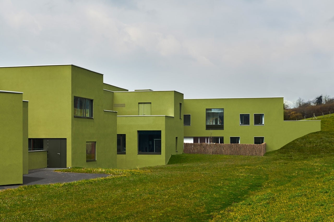 The green years domus for Domus green