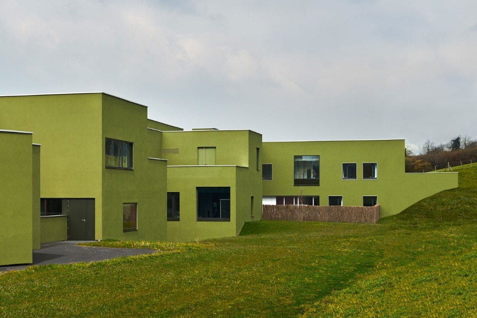 Dominique Coulon & associés, Home for dependent elderly people, Orbec, 2015