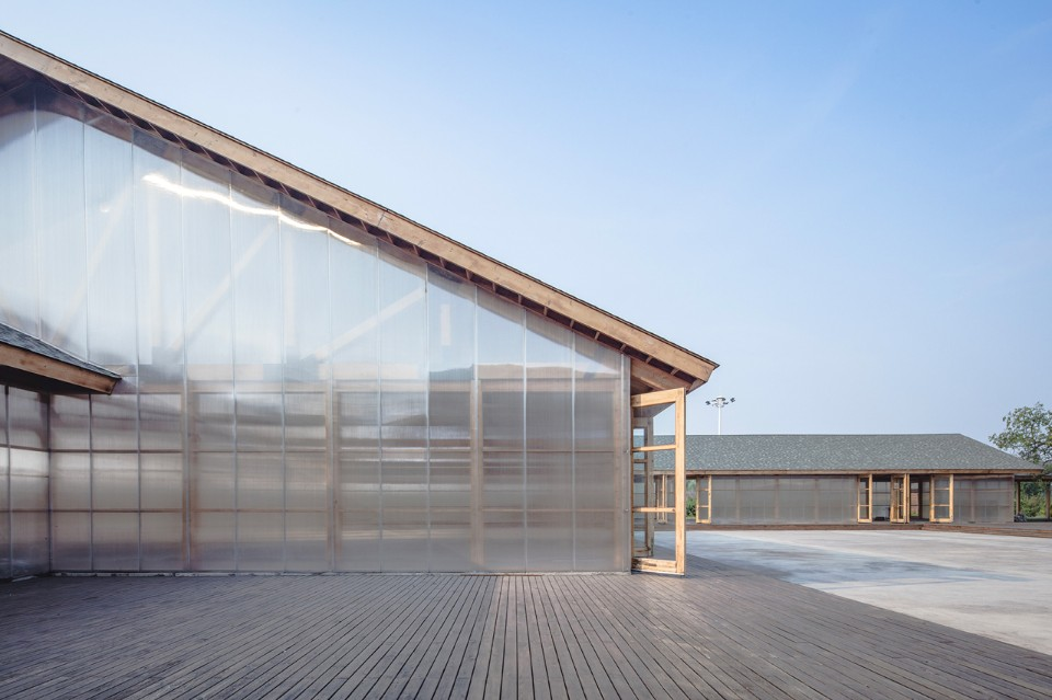 Arch Studio, Organic Farm, Tangshan, China, 2016