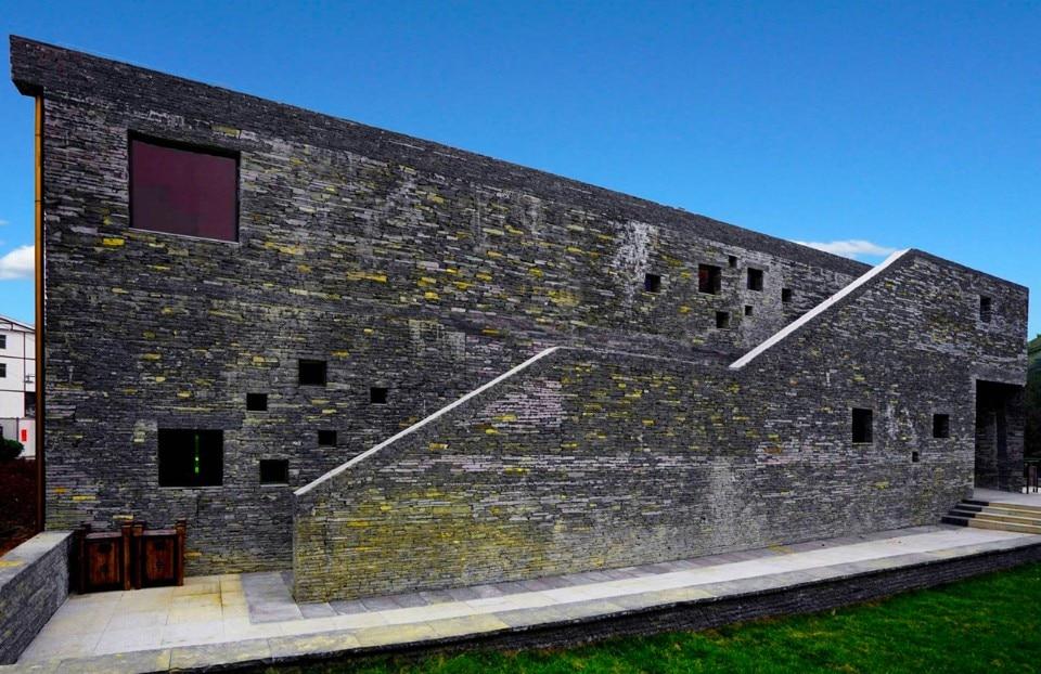 Chetian cultural center for Studio 11 architecture