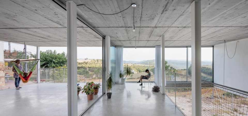 narch, House in Calders, Spain, 2016