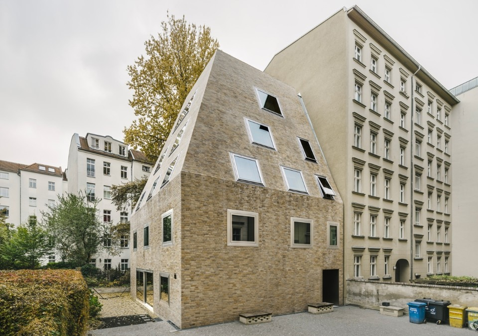 Barkow Leibinger, Apartment House Prenzlauer Berg, Berlin, 2016