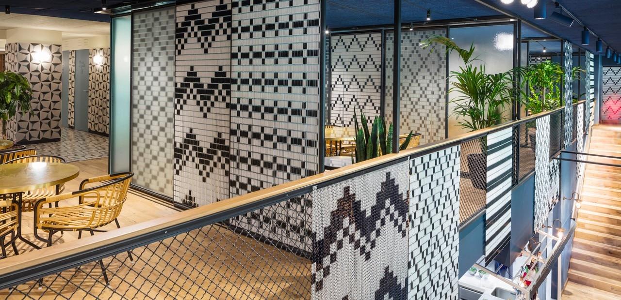 Bellavista restaurant domus for Bellavista jardin del norte