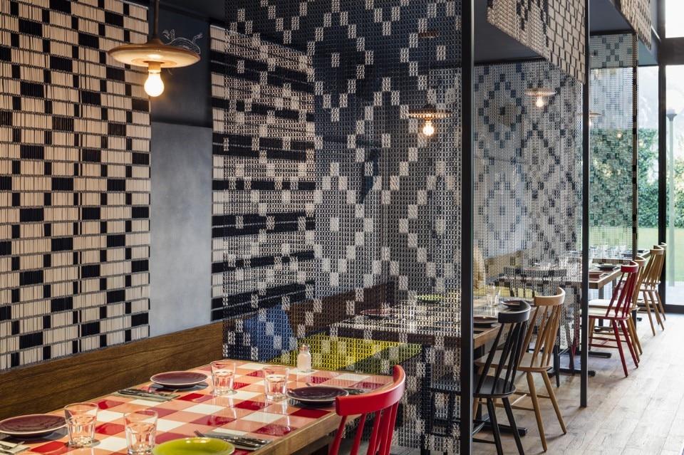 Bellavista restaurant domus for El bellavista del jardin del norte