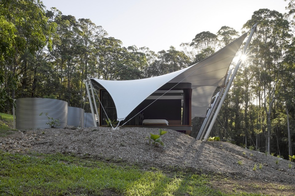 Sparks Architects, Tent House, Noosa, Australia, 2017