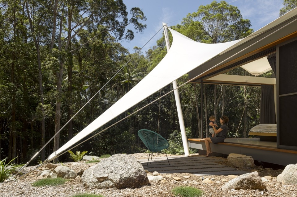 Img.9 Sparks Architects, Tent House, Noosa, Australia, 2017