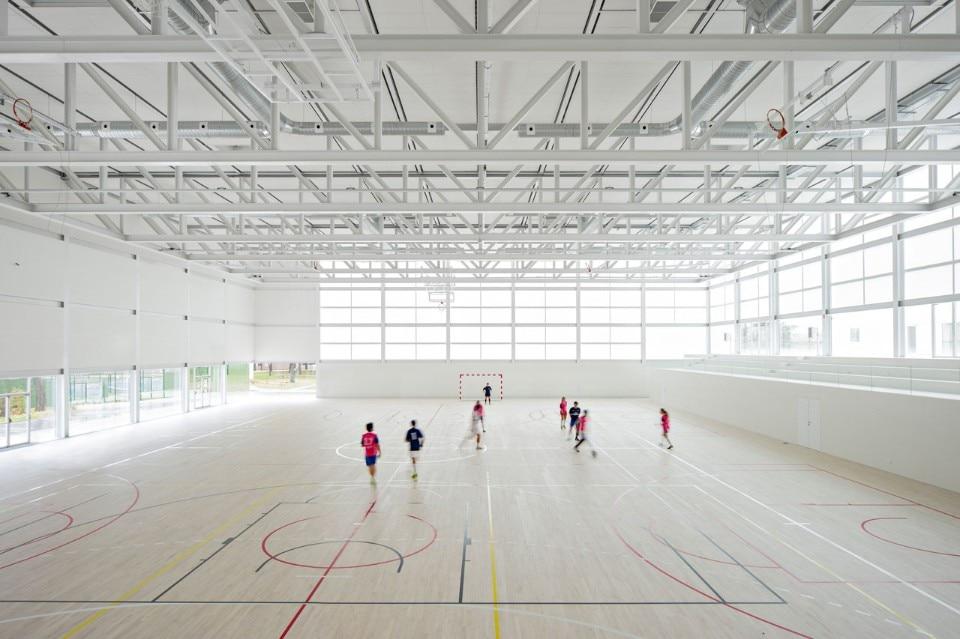 Multi Sport Pavilion Domus