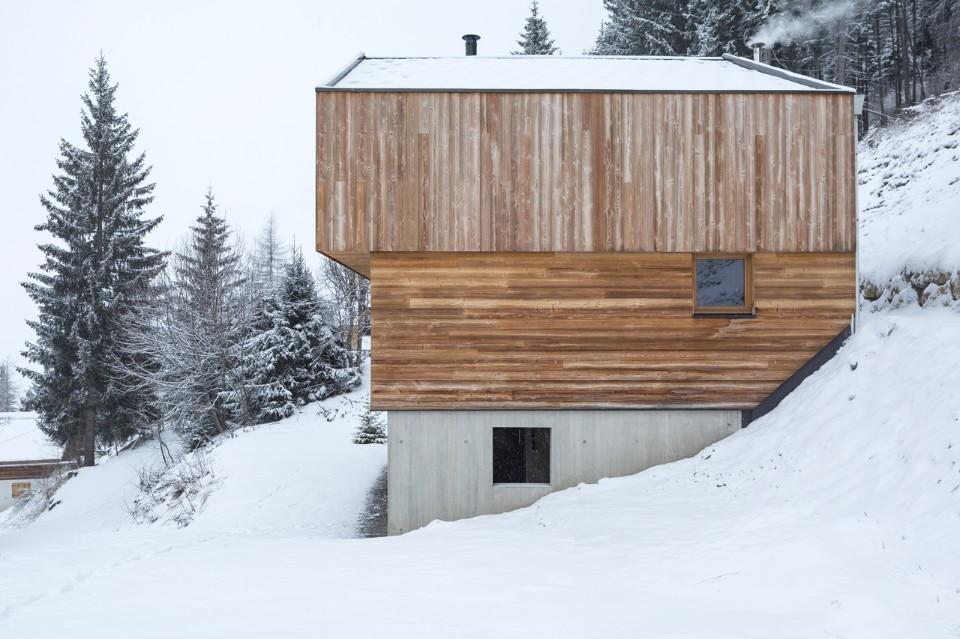 Case Di Campagna Francesi Rivista : Casa di montagna domus