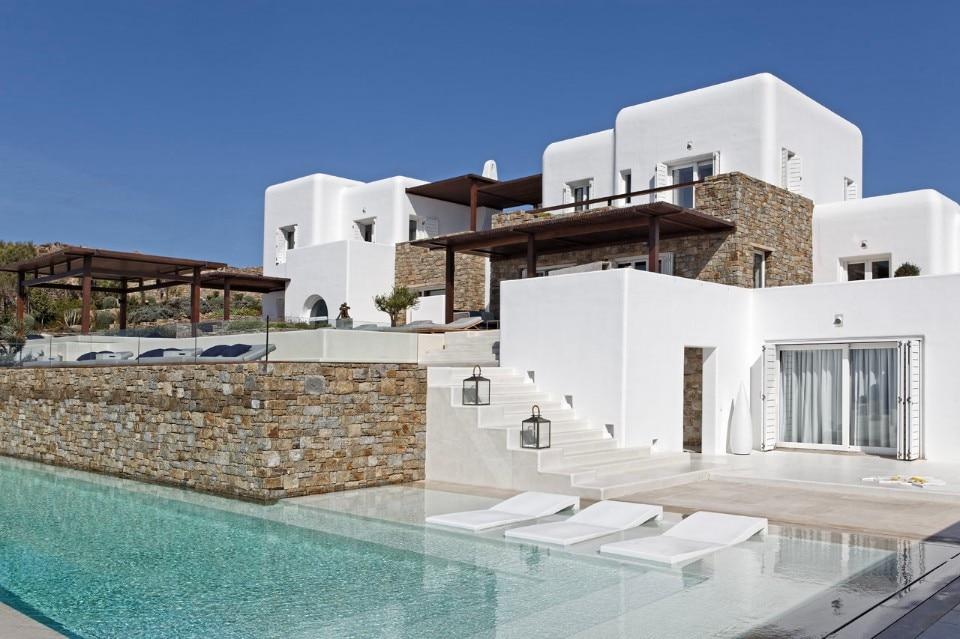 Villa In Mykonos Domus