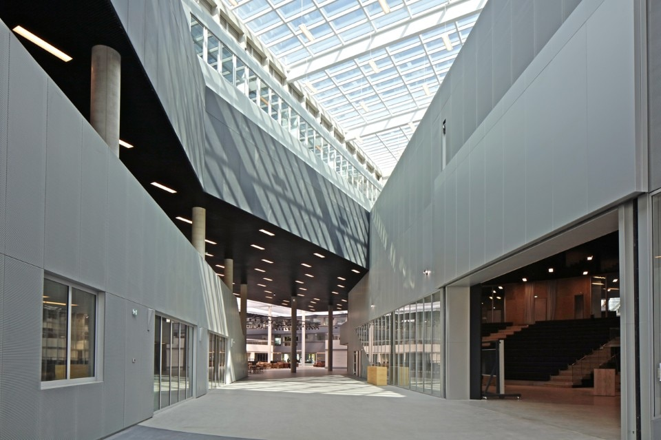 Fig.20 OMA, Lab City CentraleSupélec, Saclay, Francia, 2017