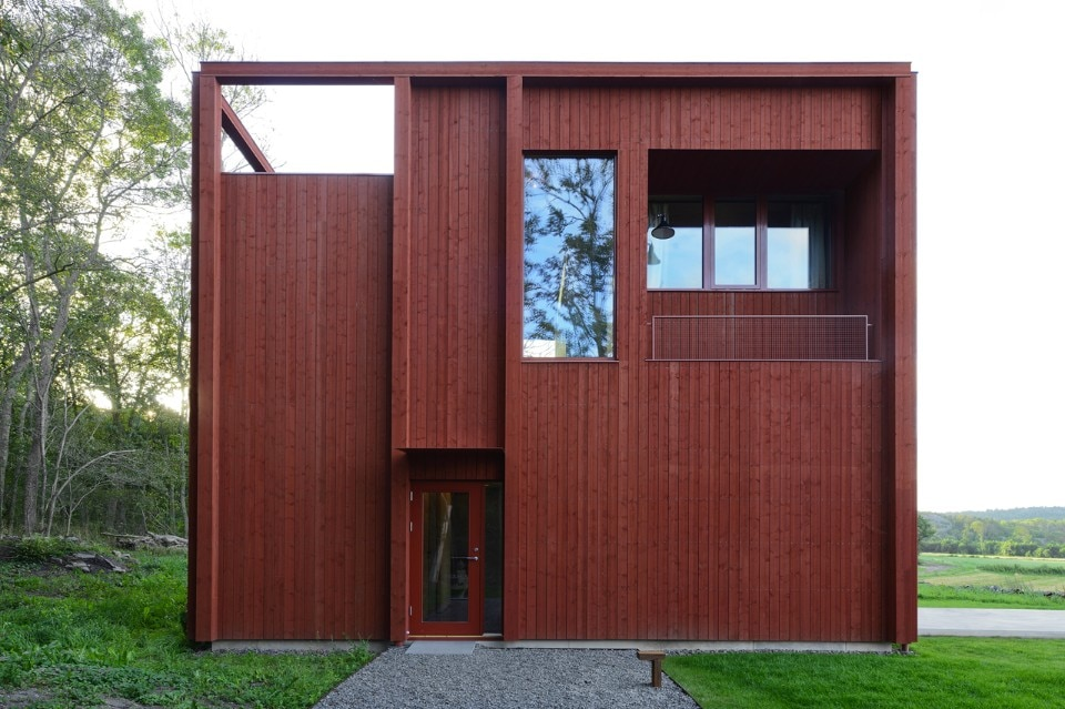 bornstein lyckefors arkitekter house for a drummer krna sweden 2016