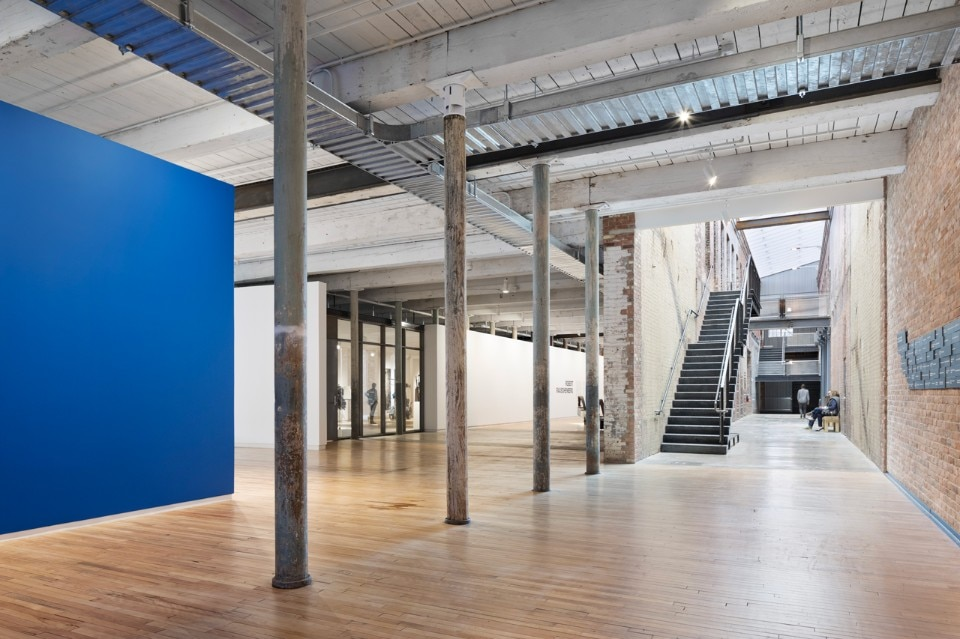 Img.10 Bruner/Cott & Associates, Mass MoCA Building 6: Robert W. Wilson Building, North Adams, 2017