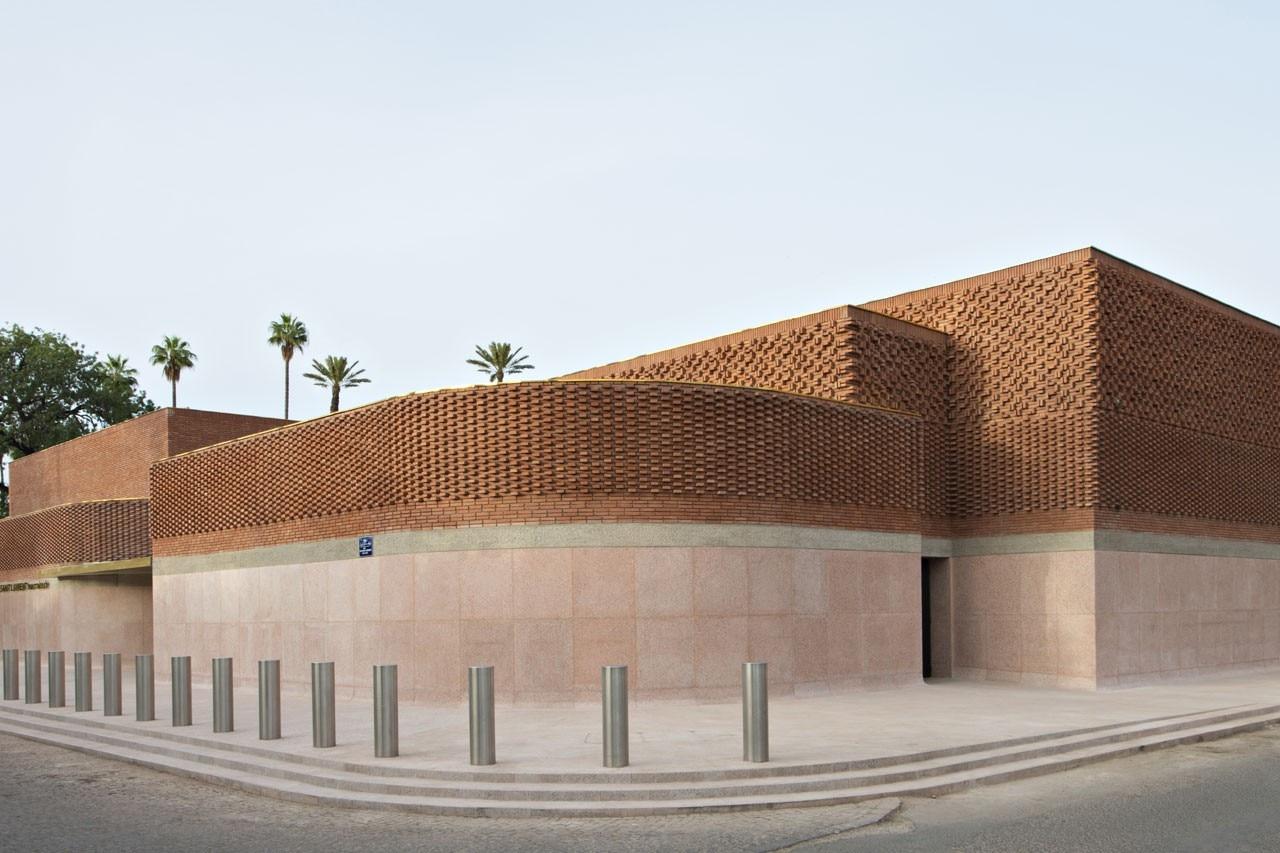 7993c32c918 Musée Yves Saint Laurent in Marrakech - Domus