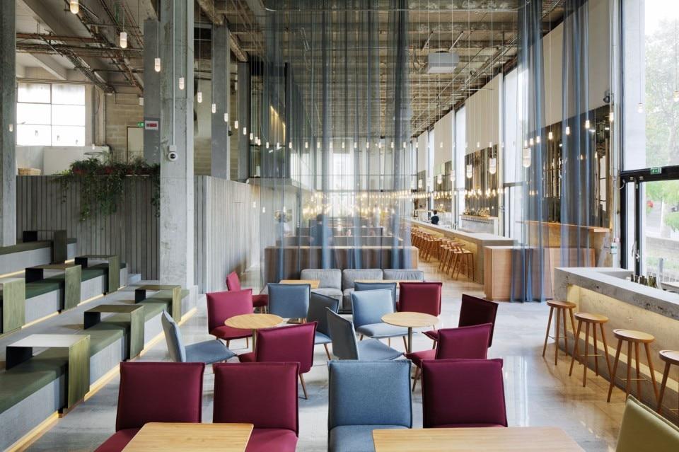 The Palais De Tokyo Unveils Its New Restaurant By Lina