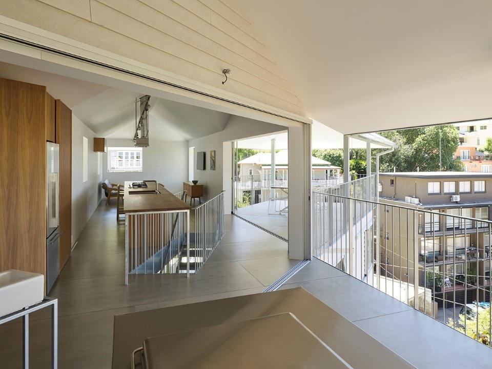 Case Tipiche Australiane : Una casa giapponese in australia domus