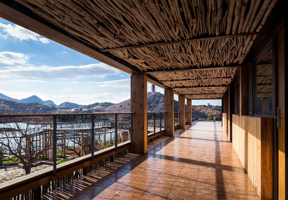 Img.26 Syn Architects, Creek Park Hotel, Beijing, 2017