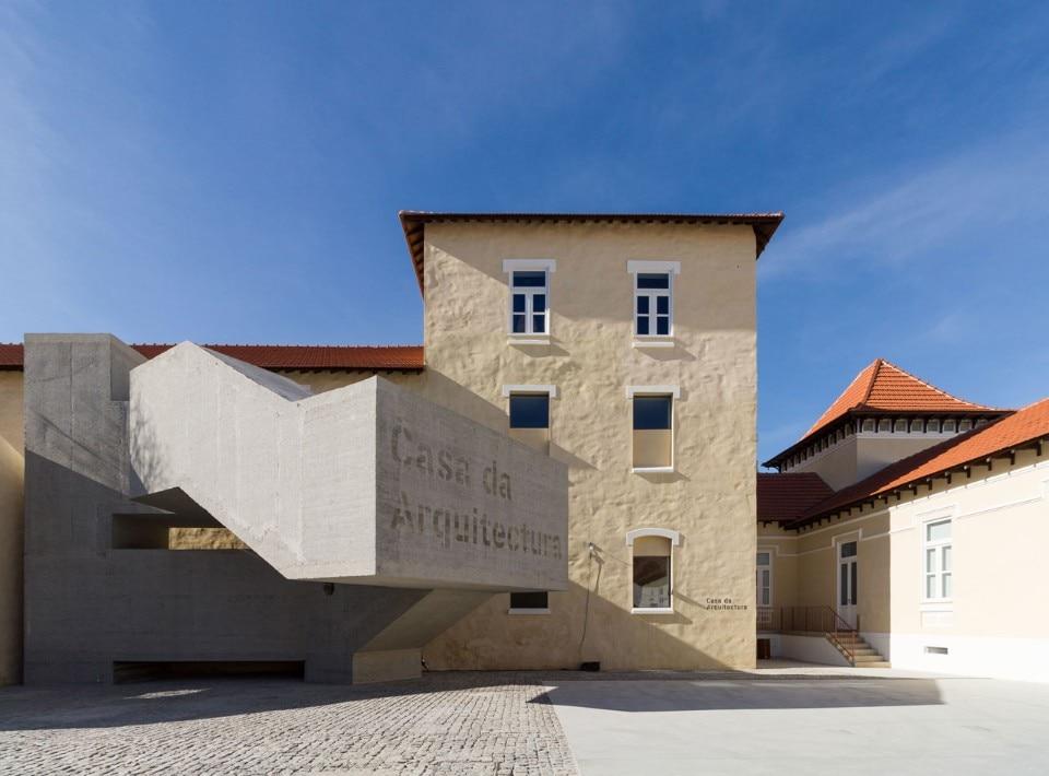 Guilherme Machado Vaz, Casa Da Arquitectura, Oporto, 2017