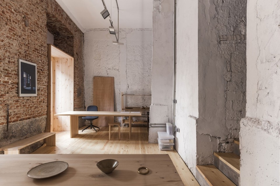 Madrid  An office renovation in one of the old 'mudejar' suburbs - Domus