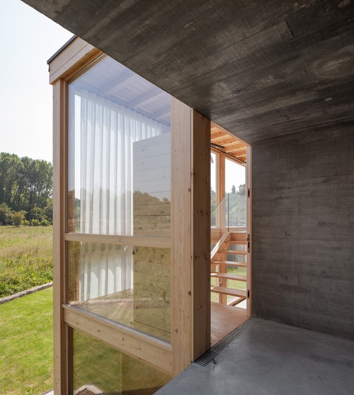 Portogallo una storia sulla semplicit in pietra legno e for Mazzocchi strutture in legno