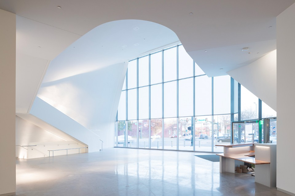 Fig.19 Steven Holl Architects, Institute for Contemporary Art, Virginia Commonwealth University, Richmond, Stati Uniti, 2018