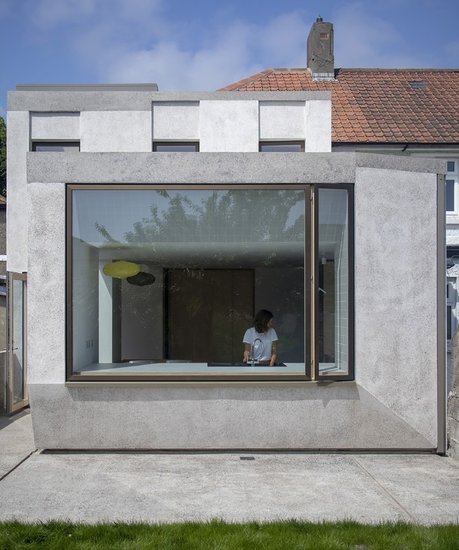 "Normal House Is A ""straightforward"" Home By TOB Architect"