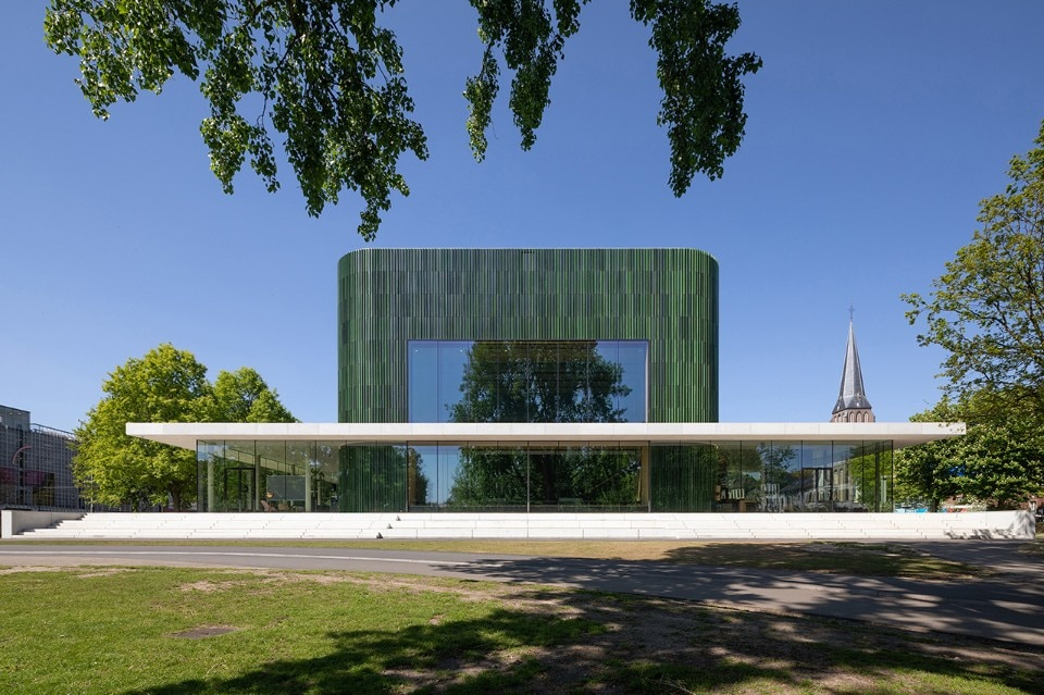 40 Projects Shortlisted For Mies Van Der Rohe Award 2019 Domus