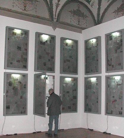 boltanski installation grand palais miroir