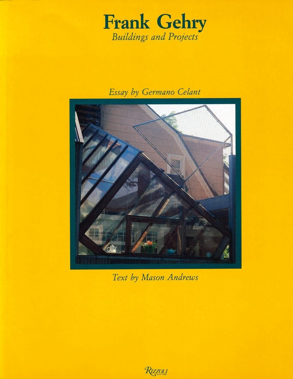 Cover of the book Frank Gehry.