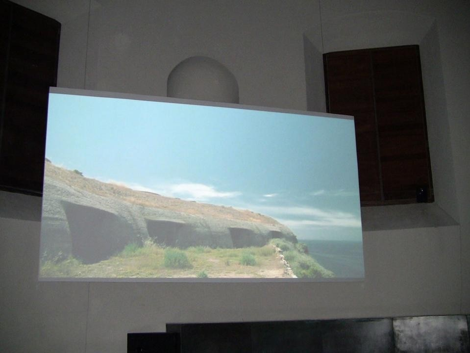 Laurent Grasso, <i>The batteria Project</i>, 2010.