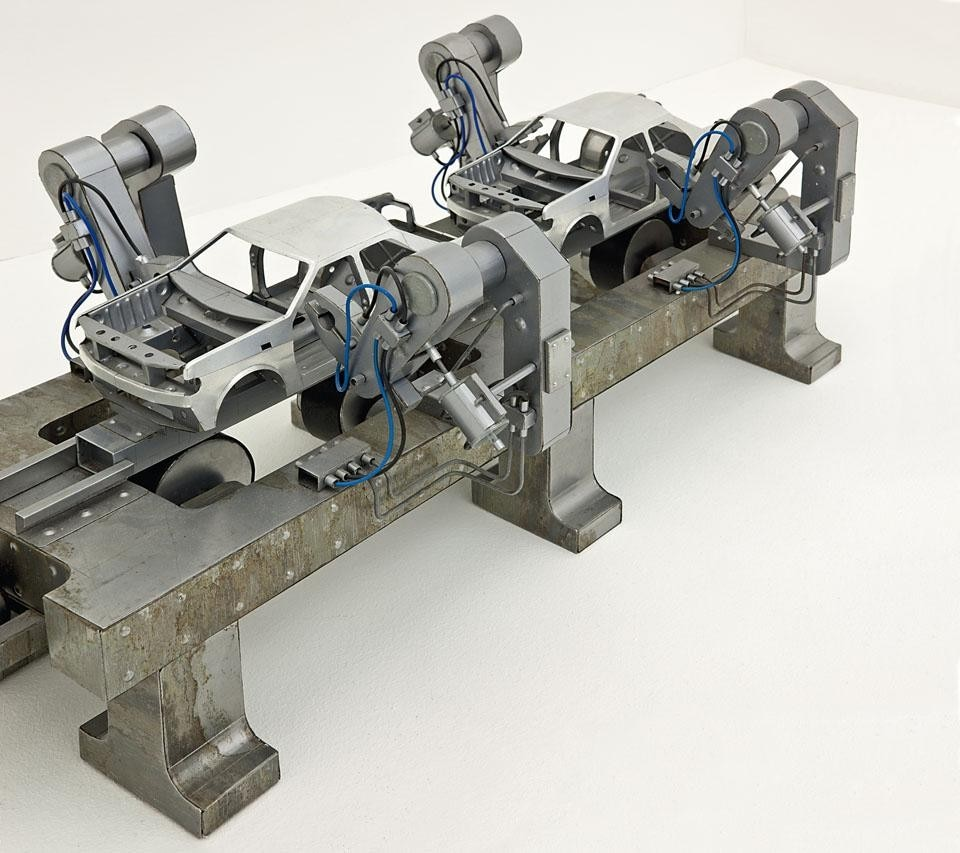 Rigobert Nimi, <i>Assembly Line</i>,