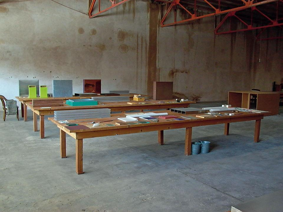 Inside Donald Juddu0027s Art Studio In Marfa, Texas. The Artist Acquired This  Former Grocery