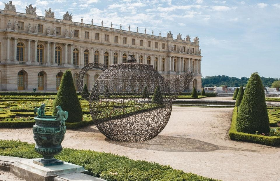 how to get to versailles from central paris