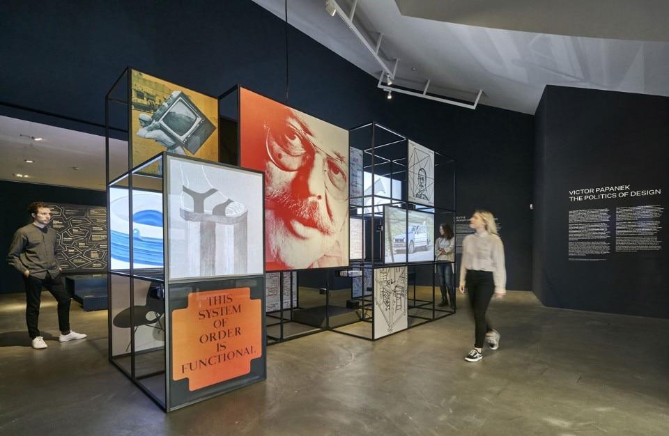 Risultati immagini per Victor Papanek in mostra al Vitra Design Museum