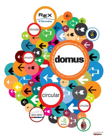Domus Circular for the Milan Furniture Fair