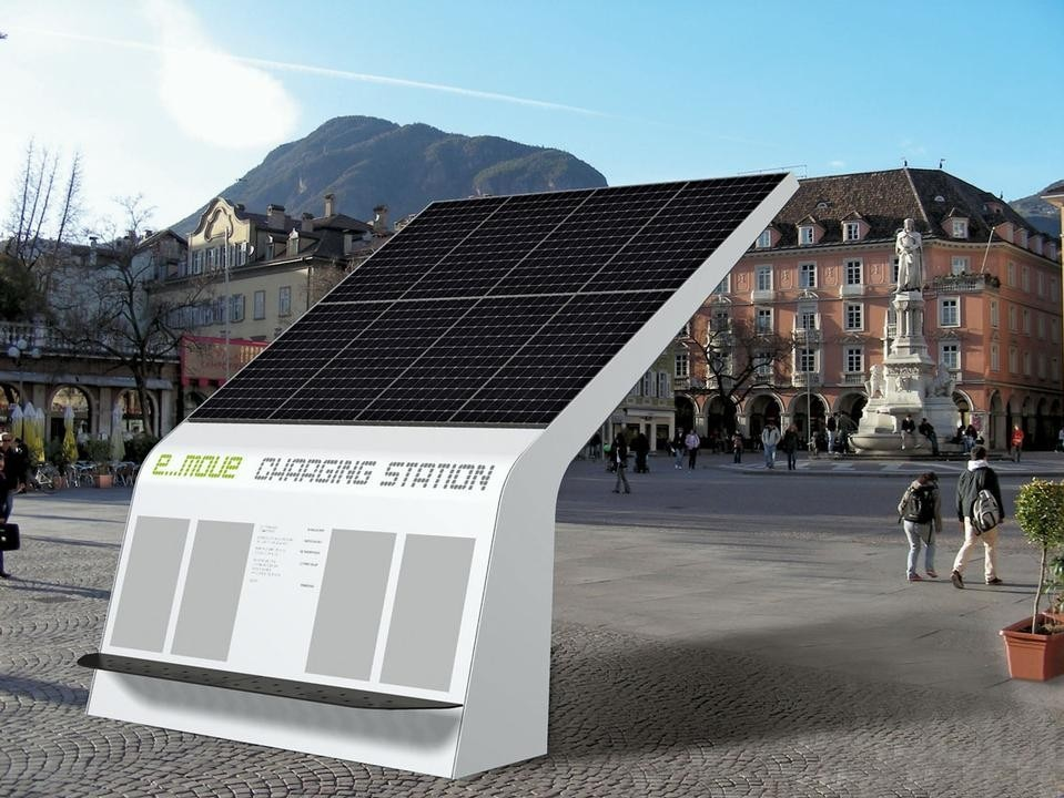 E Move Charging Station Domus
