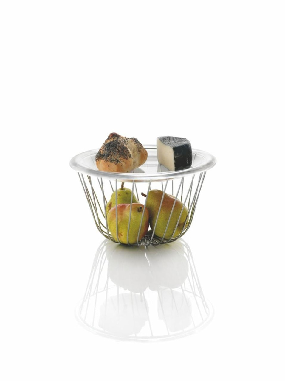 A tempo by pauline deltour for alessi - Alessi fruit basket ...