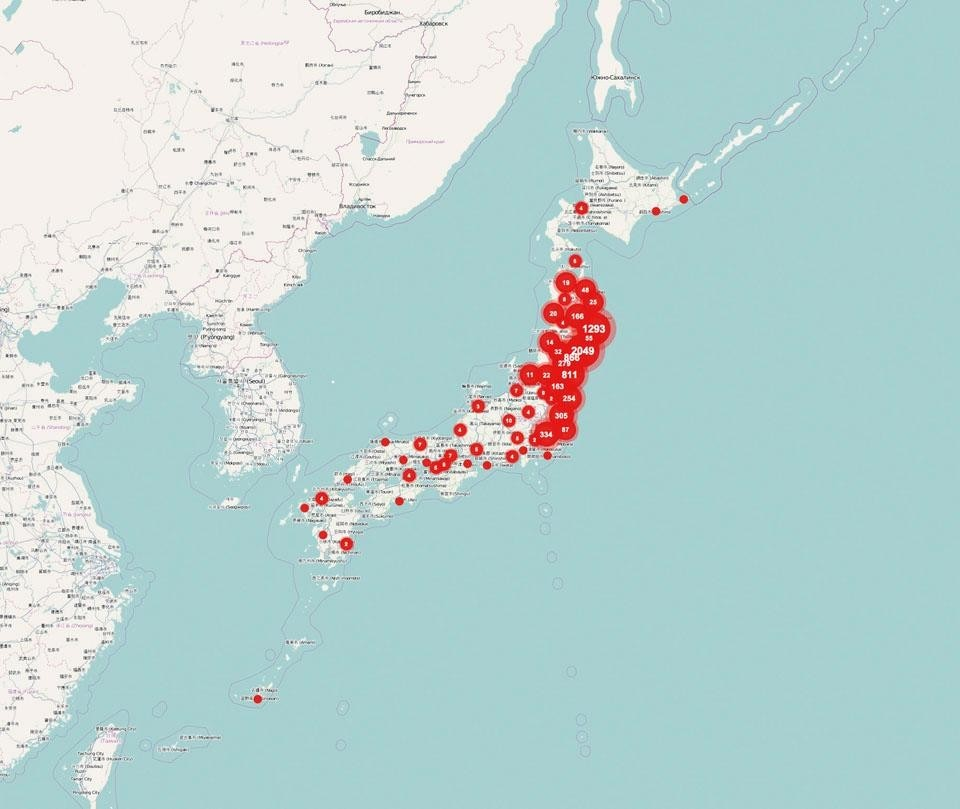 OpenStreetMap Japan -