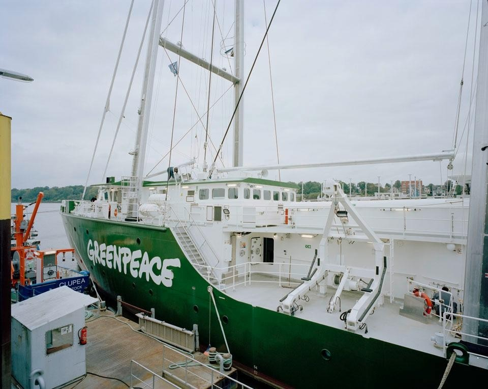 "Registered as a ""yacht""
