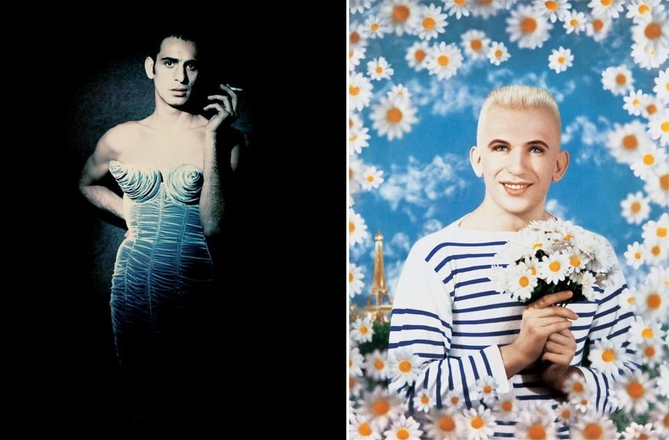 Left, Paolo Roversi, Tanel Bedrossiantz, 1992,