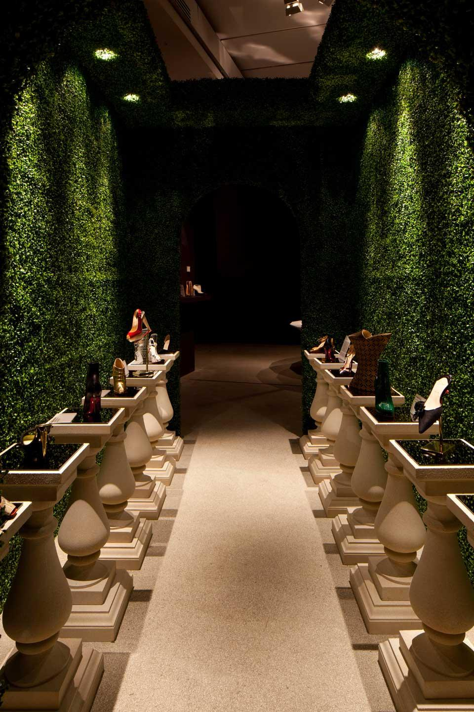 Christian Louboutin at the