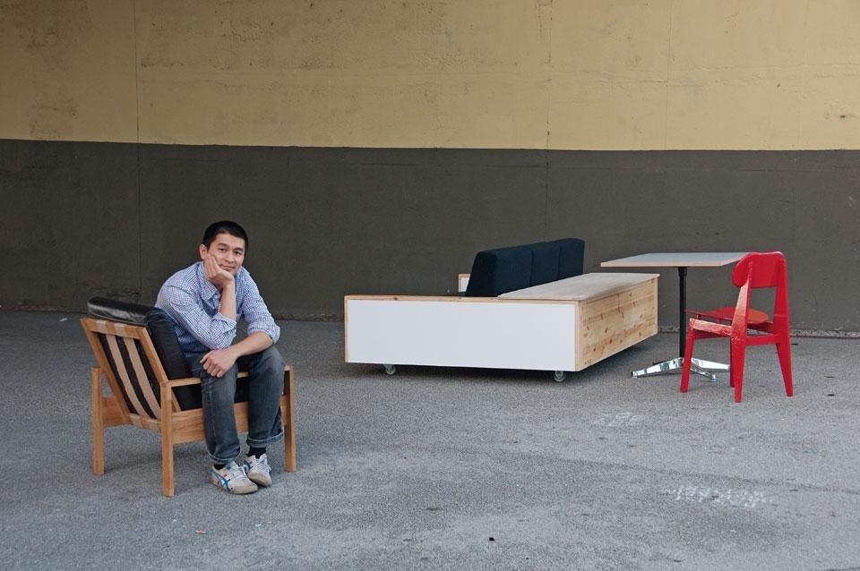 bauhaus and back domus. Black Bedroom Furniture Sets. Home Design Ideas