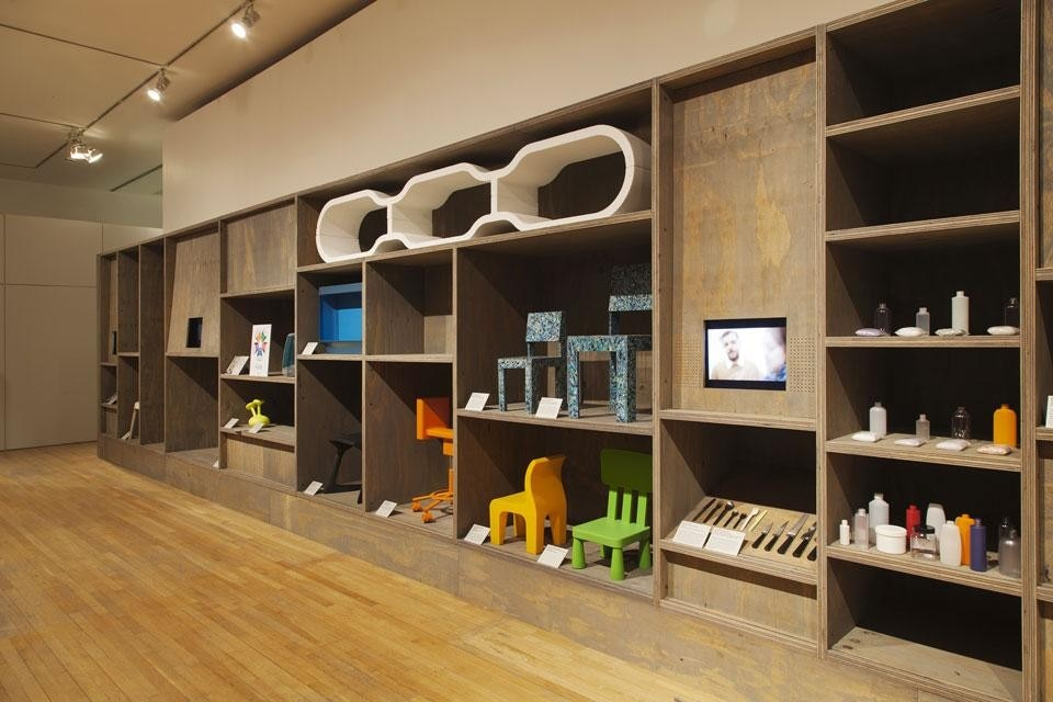 <em>Extraordinary Stories About Ordinary Things</em>, installation view at the Design Museum, London, 2013