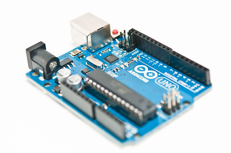 Arduino out of the box