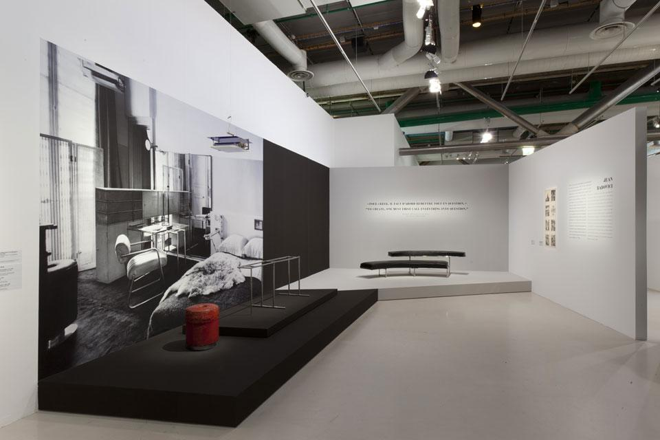 Eileen Gray At The Centre Pompidou