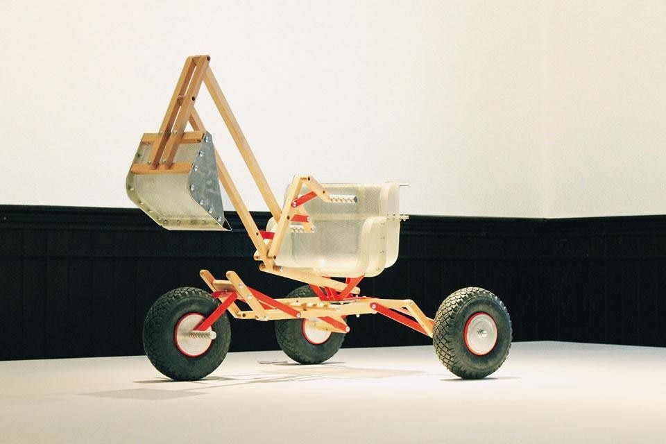 OS Sand Digger, designed