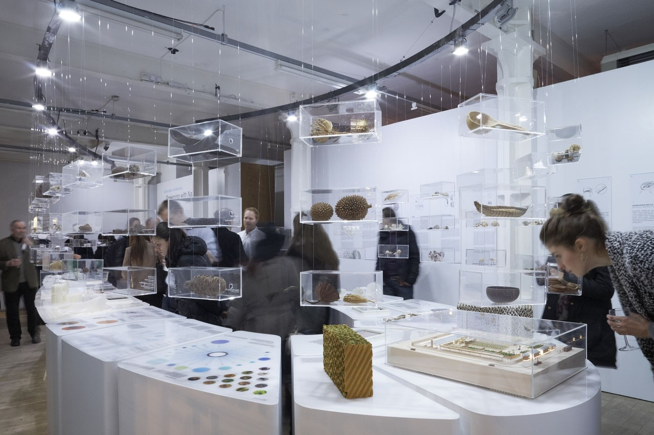 Tempering Beauty With Function And Combining Nature With Technology, The  Exhibition By Exploration Architecture At The Architecture Foundation  Communicates ...