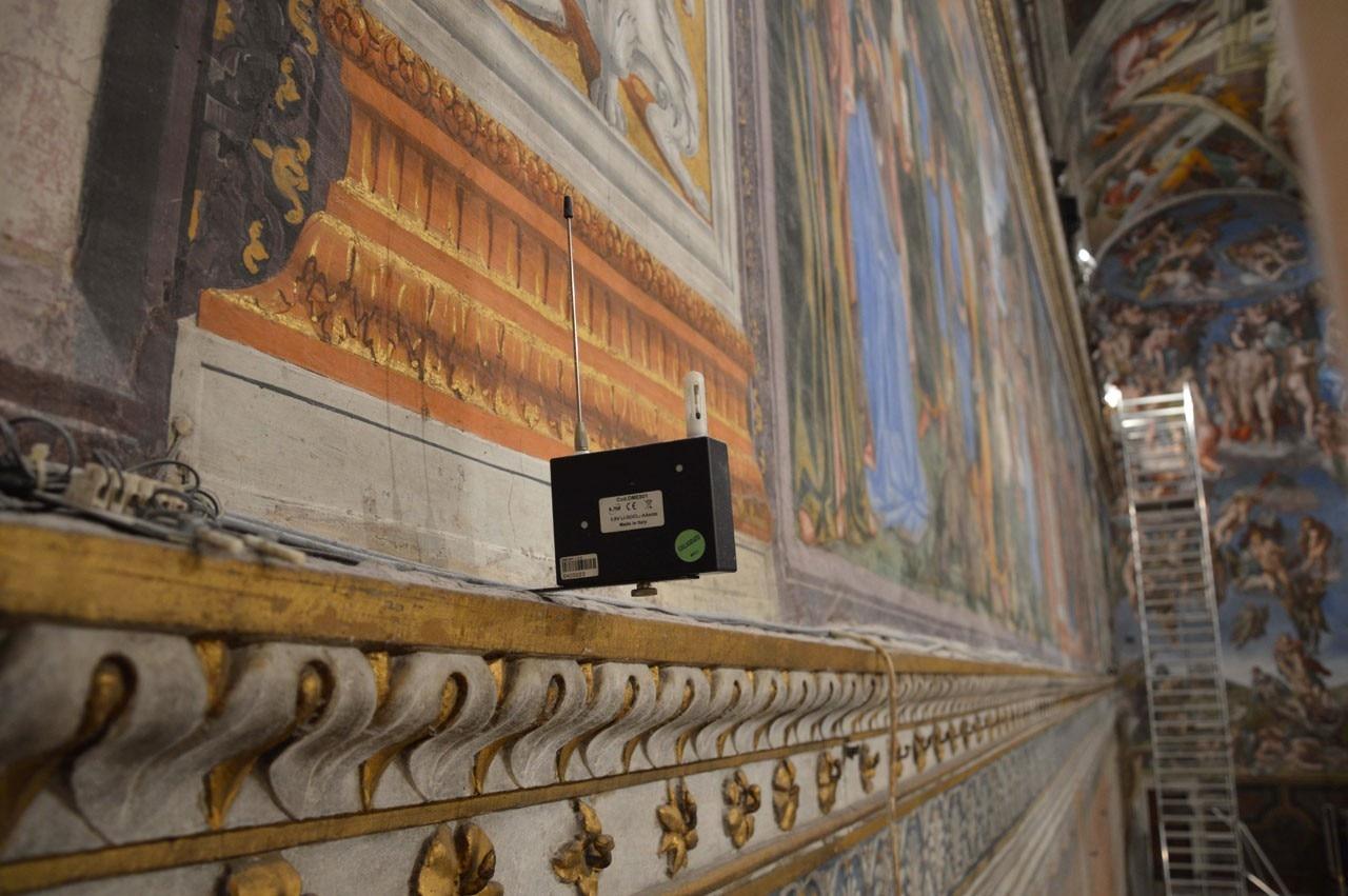 Light For The Sistine Chapel Domus